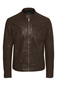 adron Soft Leather Jacket