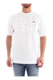 FRED PERRY M6516 T-SHIRT Men WHITE