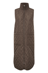 Aseverina Quilted Waistcoat