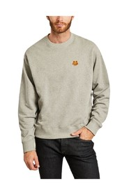 Tiger Crest embroidered sweatshirt