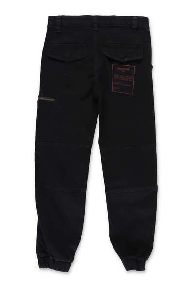 Super Black Stretch cotton denim jeans Zadig & Voltaire Jeans jS9Ov