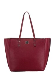 Sophie Leather Shopper Tote Bag