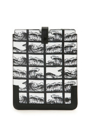 I-PAD CASE WAVES PRINT