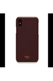 iPhone X/XS Cover Natural Grain Leather