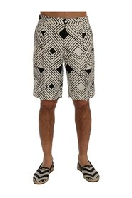 Stribet Casual Shorts