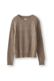 Nordby O-Neck Knit Gensere