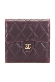Timeless Leather Small Wallet
