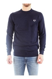FRED PERRY K5523 JERSEY Men BLUE