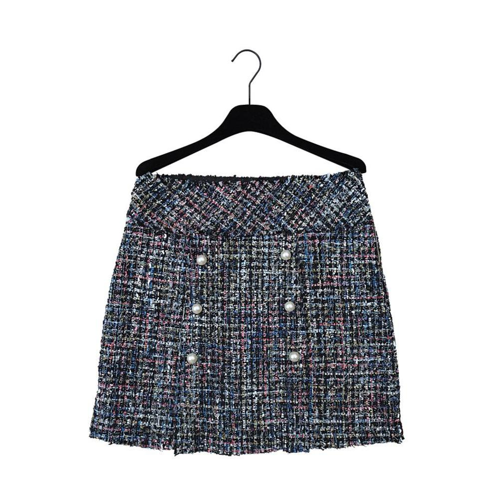 AMARA Tweed Skirt