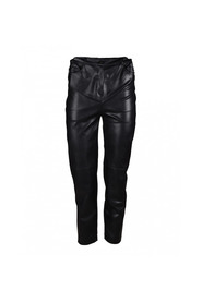 Hailey pants in organic leather