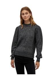 Mille Highneck Knit Pullover