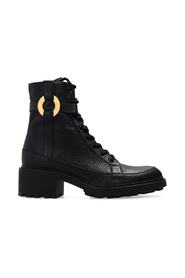 Darryl heeled ankle boots