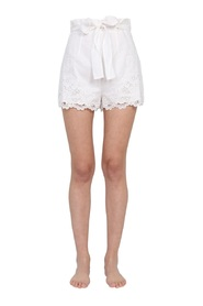 LULU SCALLOP SHORTS