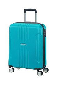 American Tourister Suitcases Blue