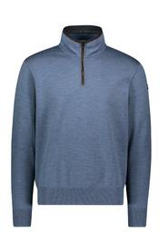 Zipped pullover
