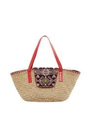 Zoe Timor large basket bag