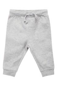 Petit by Sofie Schnoor - Baby Sweatpants - Grey / Rose