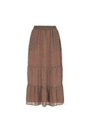 Moni square gipsy skirt