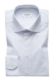 Poplin Slim Shirt