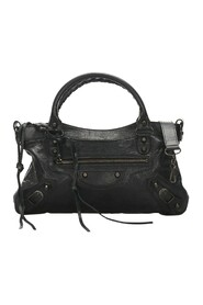 Leather Motocross Classic First Satchel