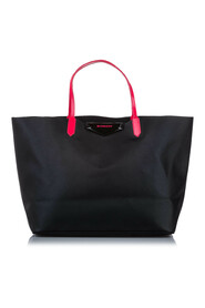 Large Leather Antigona Tote Bag