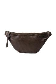 Mette enkel bæltetaske i skind