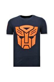 T-shirt Transformers Print