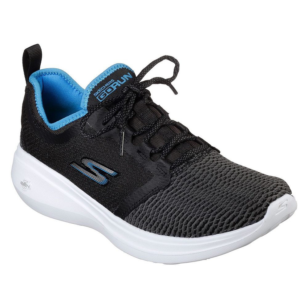 Skechers Go Run Fast Löparsko Black