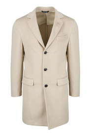3 BUTTONS MID COAT