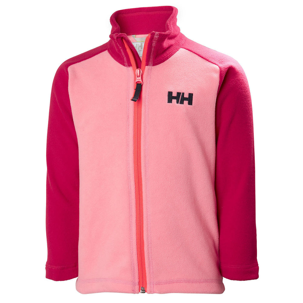 Helly Hansen K Chill fleecejakke blå