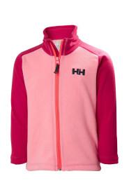 Rosa Helly Hansen K Daybreaker 2.0 Fleece jakke