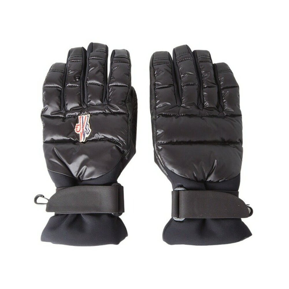 Moncler Technical Down Gloves