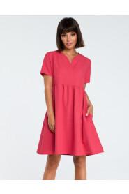 Sukienka odcinana pod biustem B081