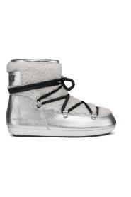 M.Boot Dk Side Low Saffiano Shoes