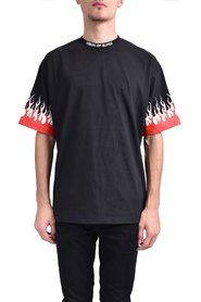 T-SHIRT DOUBLE FLAME