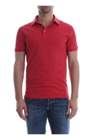 AT.P.CO A165P03 A0466 POLO Men RED
