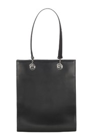 Panthere Leather Tote Bag