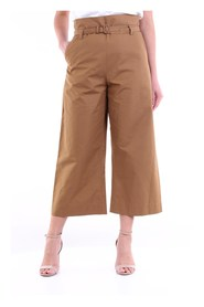 PAMA0174C0TCY65 Cropped trousers