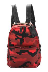 Camouflage Nylon Backpack