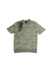 T-Shirt Graphic Embroidered