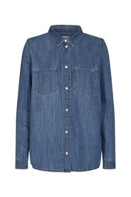 Matti denim shirt real