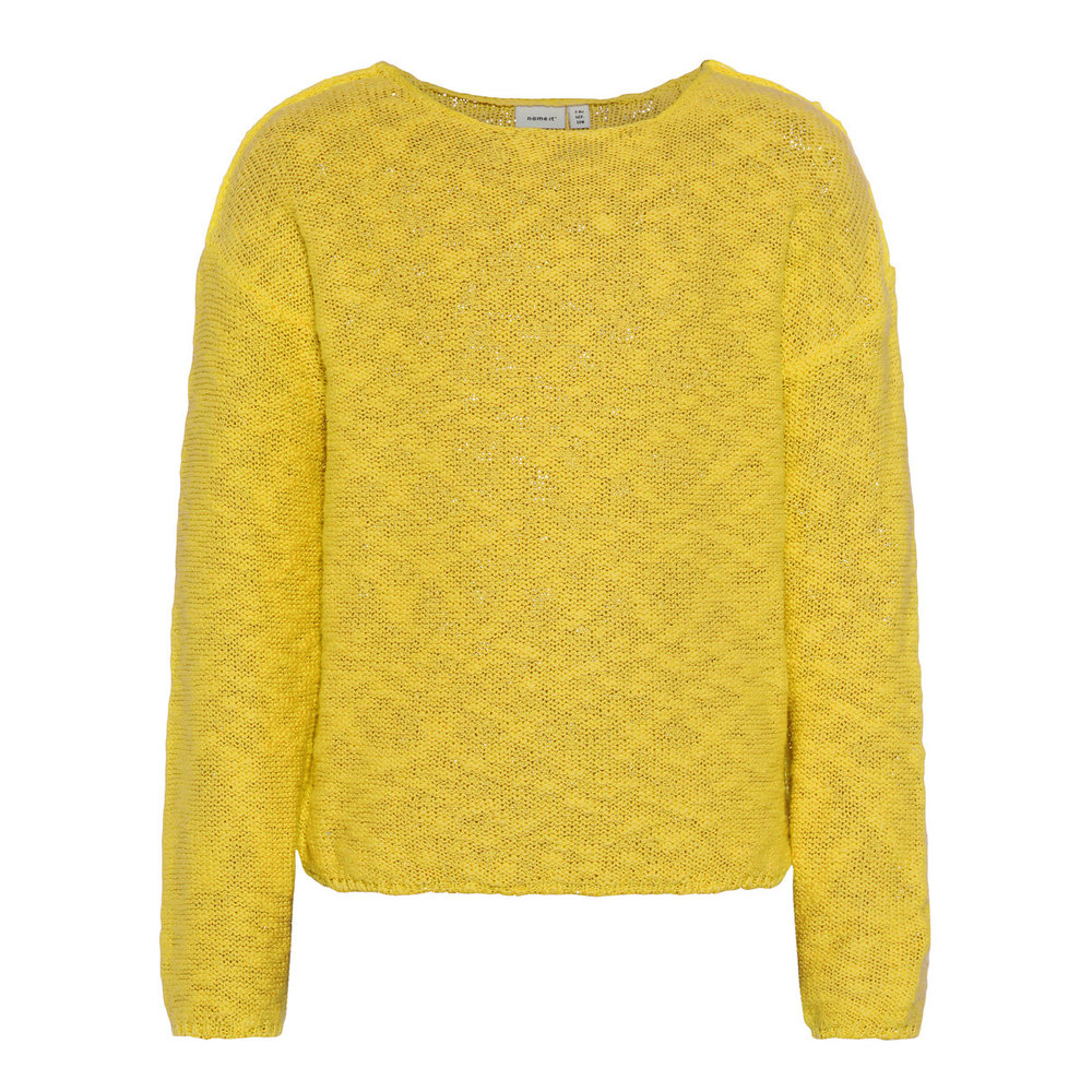 Pullover knitted
