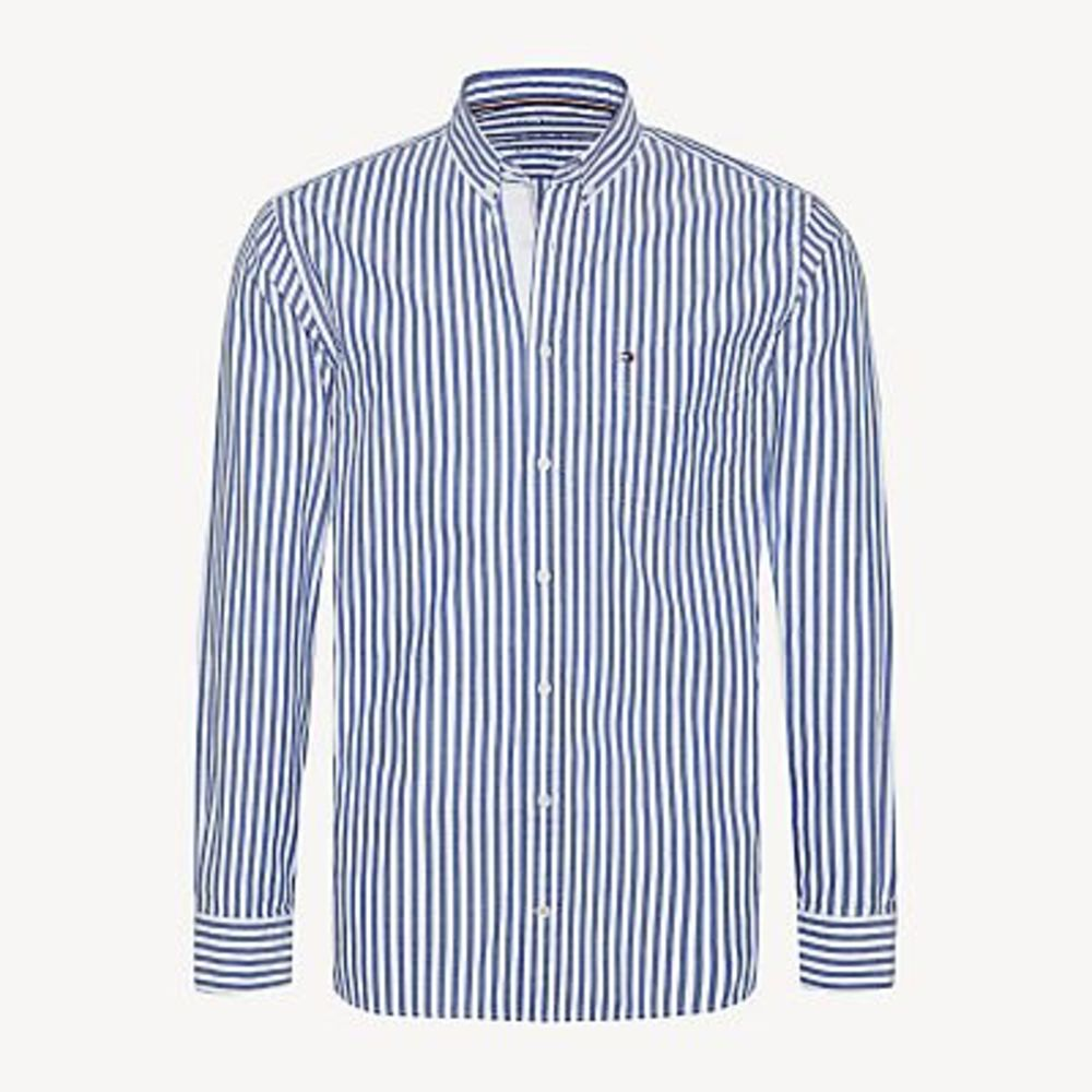 Shirt ORGANIC OXFORD STRIP