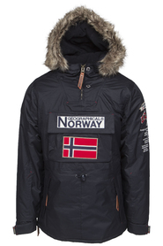 Geographical Norway Building lady ny 12 Anorak