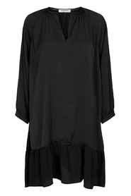 Elise Mix Dress Black