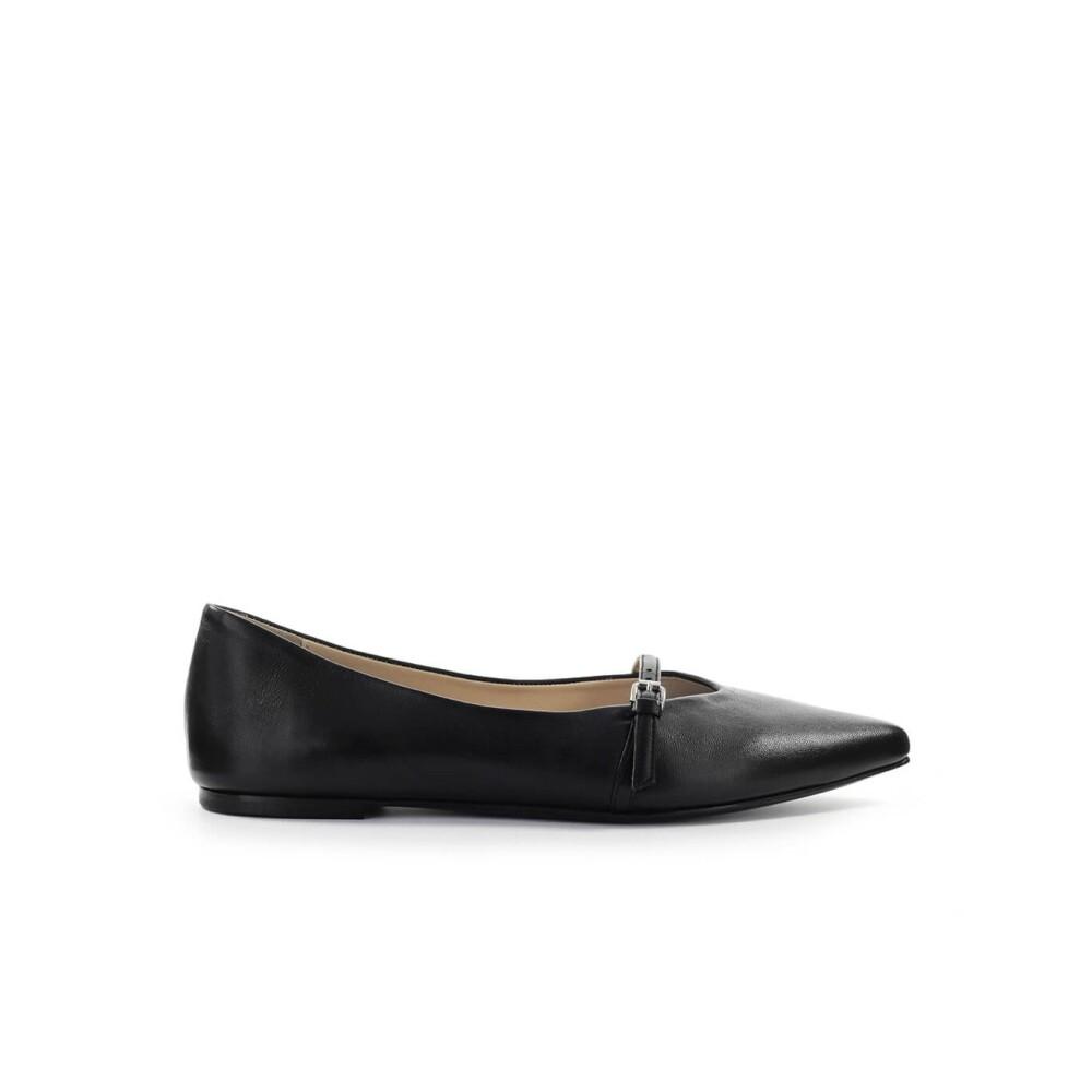 Mode Shop online Dame Sko 747 DKK # Sort snøre sko fra