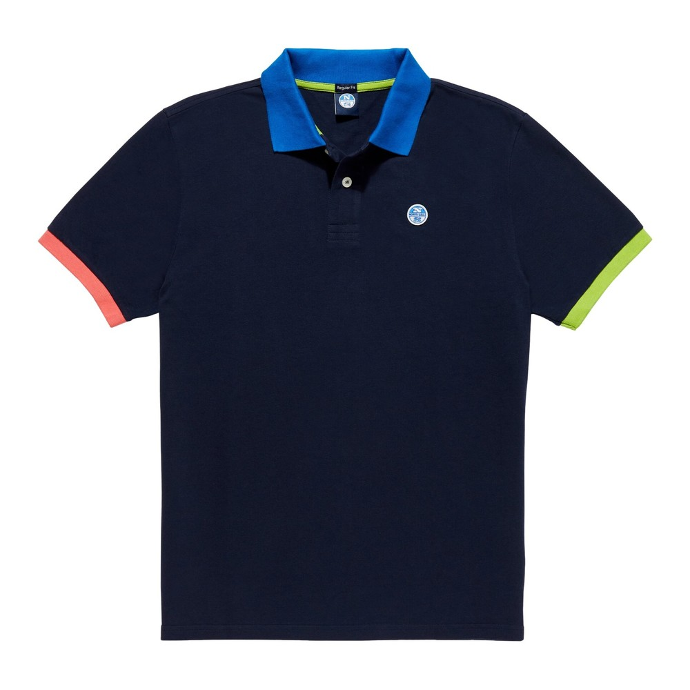 North Sails Poloskjorter - navy