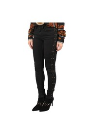 Betty Lace Up Skinny trousers