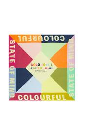 Shawl Colourful State of Mind