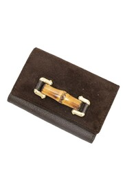 Pre-owned Bamboo 6 Key Holder